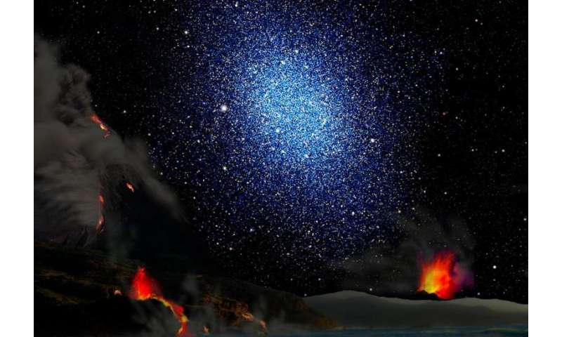 New theory of stealth dark matter may explain universe's missing mass