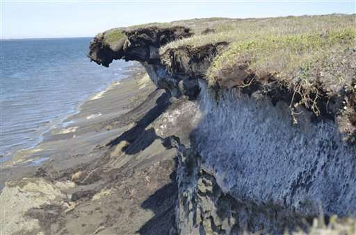 New USGS report: Coastal erosion threatens northern Alaska
