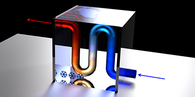 New way to cool micro-electronic devices
