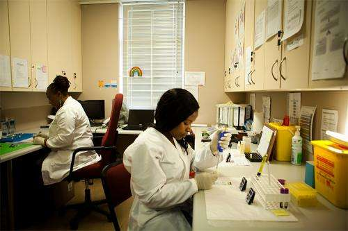 NIH-sponsored HIV vaccine trial launches in South Africa