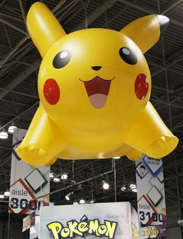 Nintendo, Google spinoff Niantic in smartphone Pokemon game