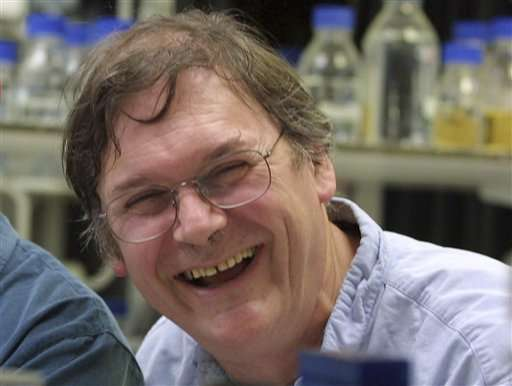 Nobel Prize-winning scientist says he was forced to resign