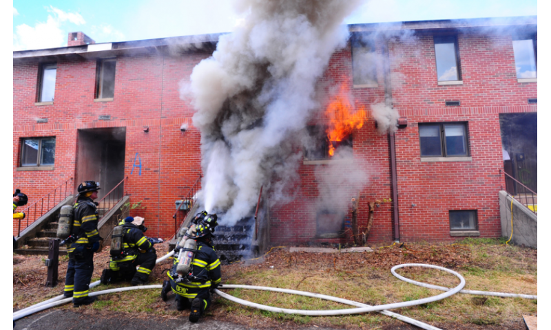 Novel online training for firefighters beats back residential fires, cardiovascular risk