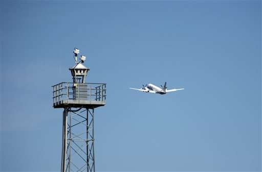 Now arriving: airport control towers with no humans inside