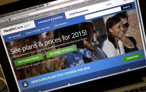 Obama administration on track to surpass health care goal