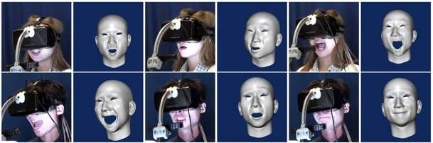 Oculus Rift teams with other researchers to produce ability to capture and display facial expressions