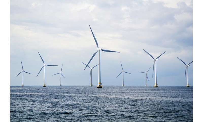 Offshore wind farms, hurricanes, and sustainability