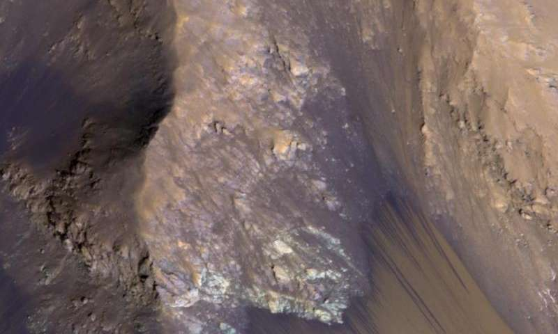 One Decade after Launch, Mars Orbiter Still Going Strong
