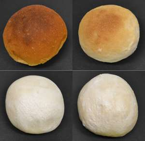 On the glycemic index, steaming produces healthier bread than baking
