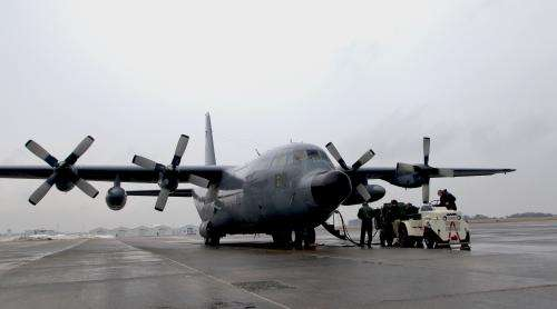 Operation IceBridge debuts its seventh arctic campaign