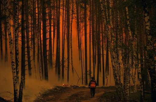 Out-of-control fires and deadly floods have hit Russia nearly every year this decade, and the emergency situations ministry in O