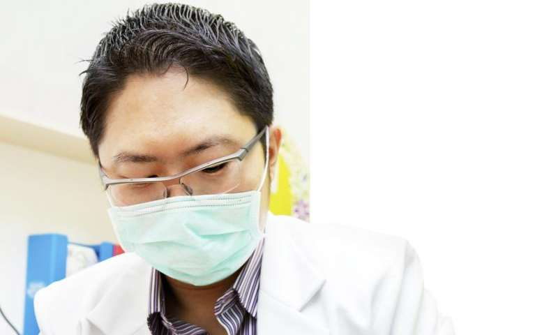 Ozone antiseptic shows potential for treating severe gum infections