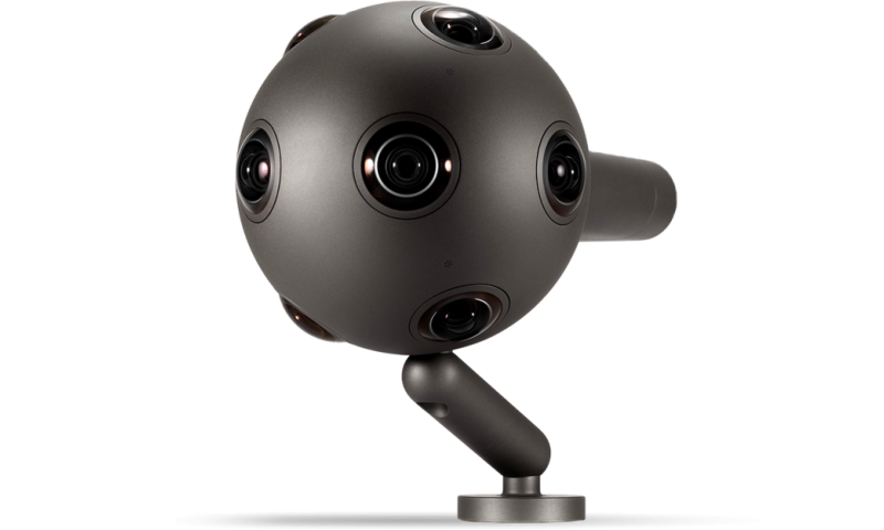 OZO VR camera ready to stand out for professional creatives