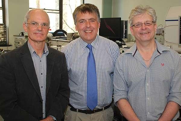 Partnership creates all-new, nanoscale chemical imaging technique