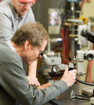 Patented process builds better semiconductors, improves electronic devices