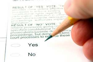 People in states that rely heavily on ballot initiatives are happier