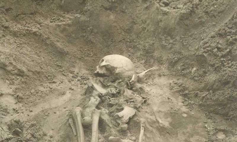 Plague infected humans much earlier than previously thought