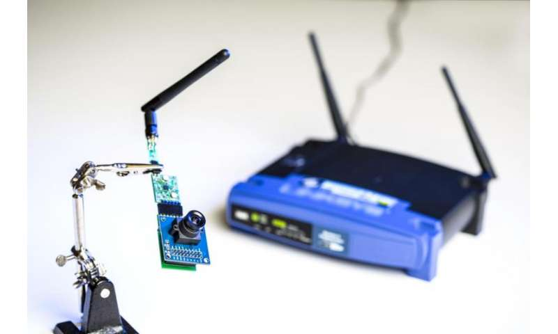 Powering the next billion devices with Wi-Fi