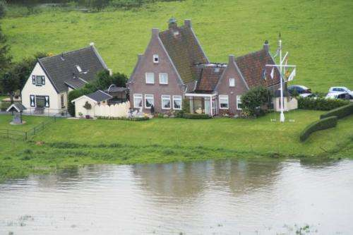 PREDICTS INCREASED FLOODING IN THE NETHERLANDS