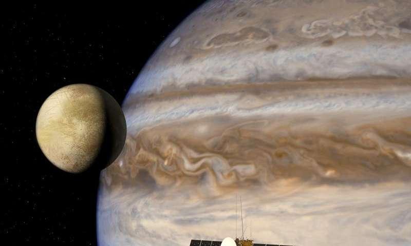 Preparing to build ESA's Jupiter mission