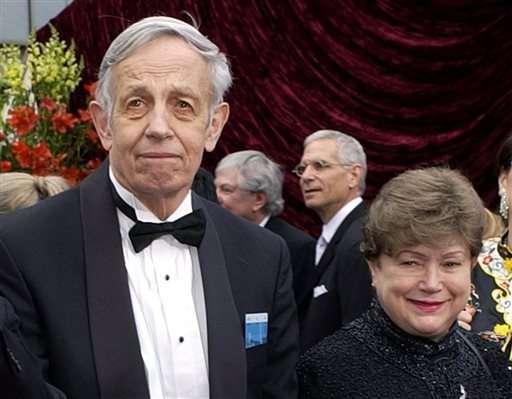 Princeton honors memory of 'Mind' mathematician John Nash