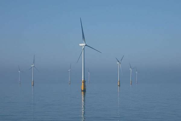 Professors say U.S. has fallen behind on offshore wind power
