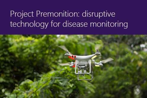Project Premonition brings researchers together to detect diseases before they become an outbreak