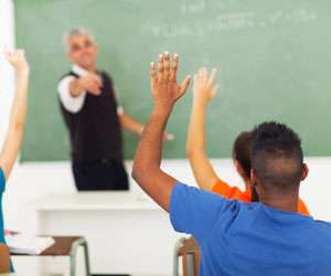 Protecting a few students from negative stereotypes benefits entire classroom