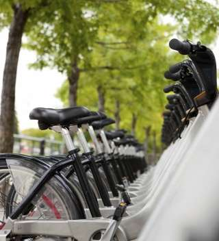 Proximity to bike sharing stations augments property values