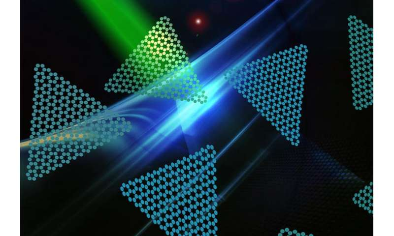Quantum communications go thin and light