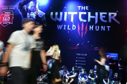 """""""The Witcher"""" is the brainchild of Warsaw-based CD Project Red, one of a growing number of cutting-edge Polish IT firm"""