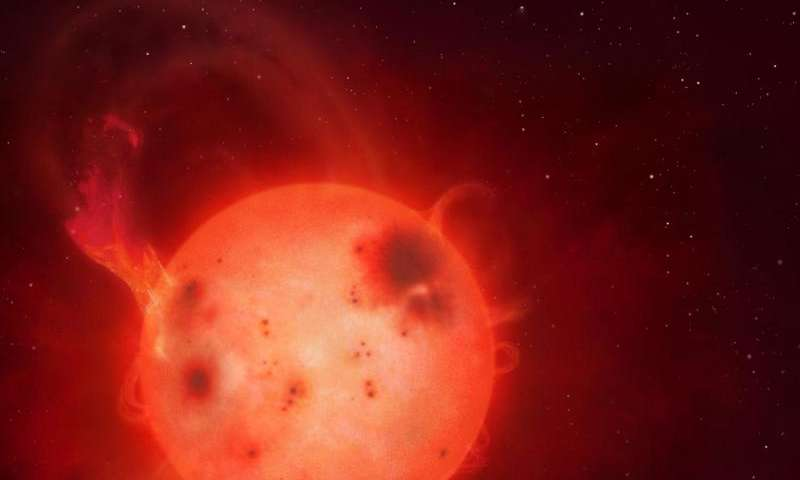 Radiation blasts leave most Earth-like planet uninhabitable, new research suggests