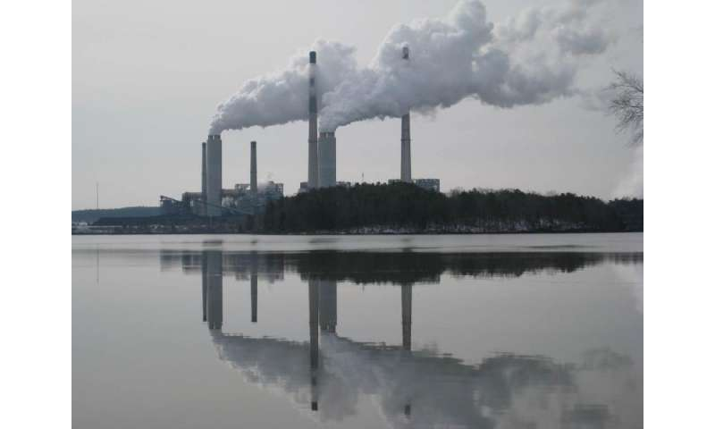 Radioactive contaminants found in coal ash