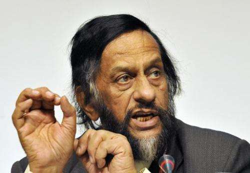 Rajendra Pachauri—the chairman of the International Panel on Climate Change (IPCC)—denies the allegations and says his emails an