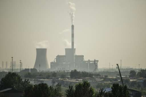 Rapidly growing economies are today among the biggest carbon emitters