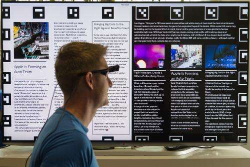 Reading speed harnessed to automatically control text display rates