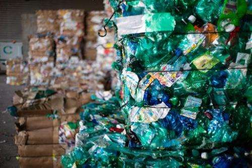 Recycling rates rose in 21 countries from 2004-2012 and landfill rates declined in 27 of 31 countries measured in a study