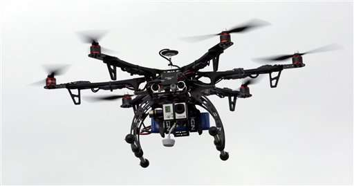 Report cites 241 close encounters between pilots, drones