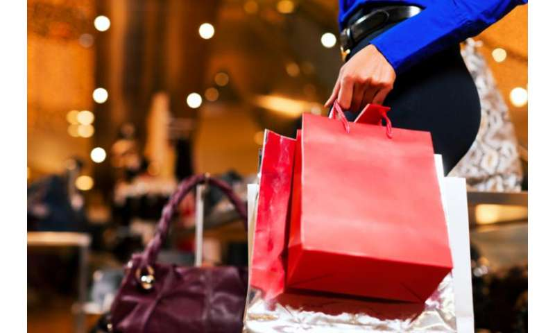 Research defines 'sport shopping'