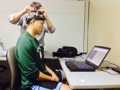 Research studies cyberattacks through the lens of EEG and eye tracking
