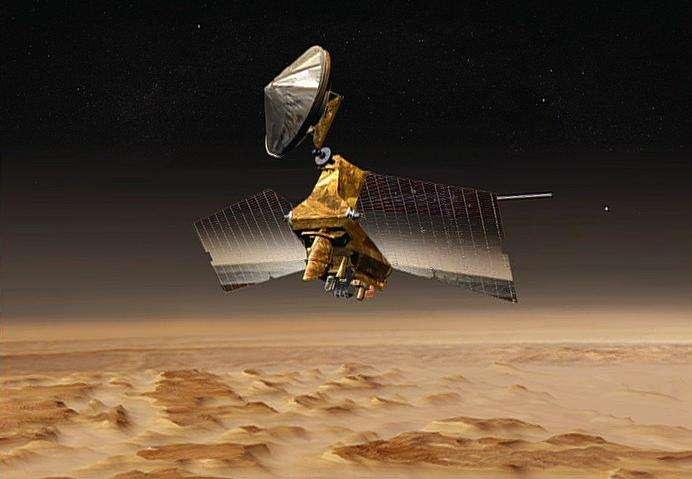 Rewrite of onboard memory planned for NASA Mars orbiter