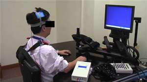Robotic therapy works better if stroke patients' brains are stimulated by electricity