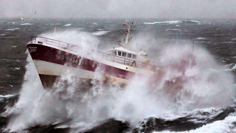 Rogue wave theory to save ships