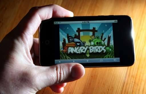 Rovio has pinned its hopes on the Angry Birds 3D movie, set to be released in May 2016