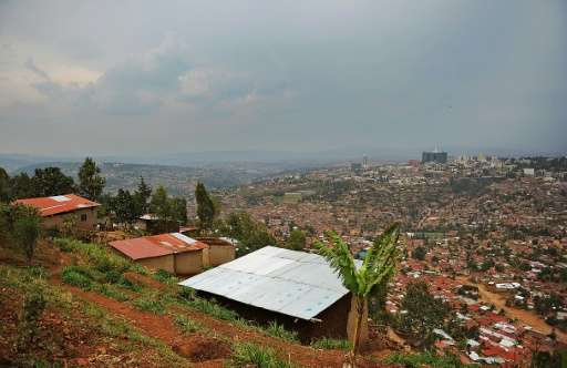 Rwanda, left in ruins after genocide in 1994, has rapidly rebuilt with the government pushing initiatives to boost technology