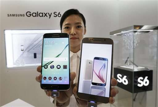 Samsung hopes to reverse dimming fortunes with Galaxy S6