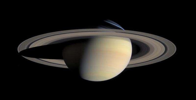 Sandia's Z machine helps solve Saturn's 2-billion-year age problem