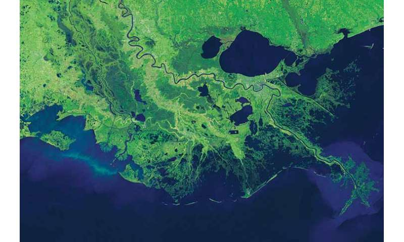 Saving Louisiana's coast