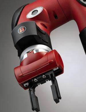Sawyer is a new face in collaborative robots