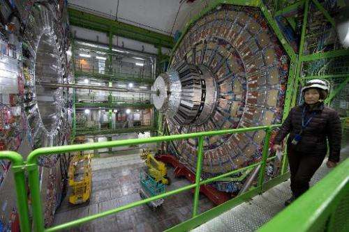 Scientists at the European Organisation for Nuclear Research (CERN) are close to launching a superpowered hunt for particles tha